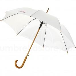30 White Impact Umbrella 4 Pack