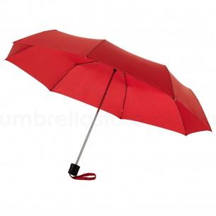 "21.5"" Amanda 3-section umbrella"
