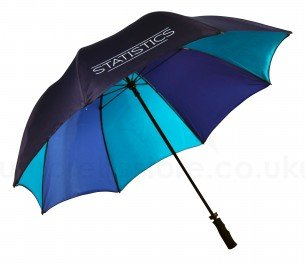 2a6306982 Branded Sheffield Sports Double Canopy Golf Umbrella from ...