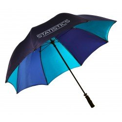 Sheffield Sports Double Canopy Umbrella