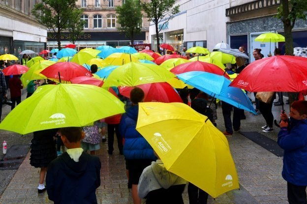 The Umbrella project: Raising awareness of ADHD and Autism