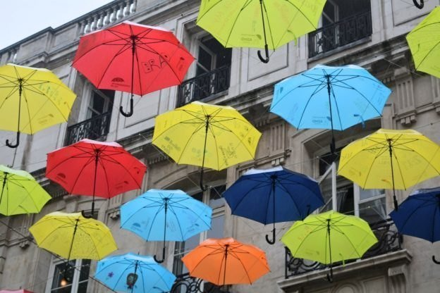 The Ultimate Umbrella Printing Guide