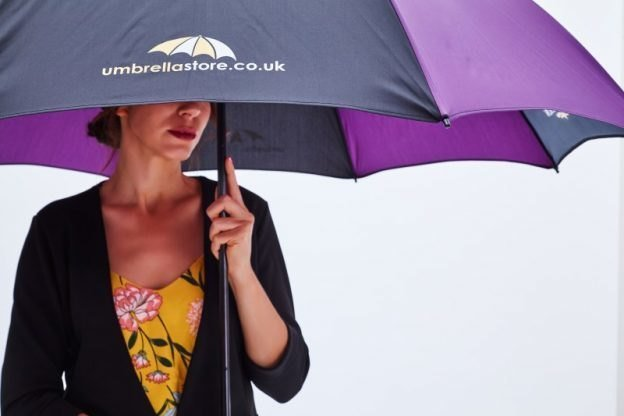 Choosing the right promotional umbrella